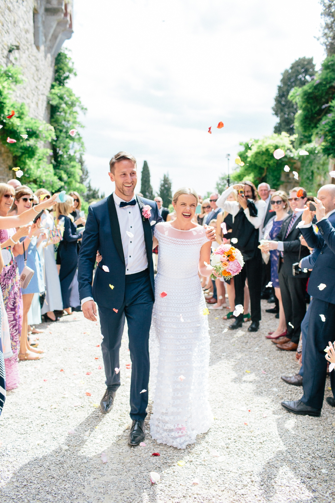 Tuscany Castello di Vincigliata Fiesole Wedding Kate & Mike-359