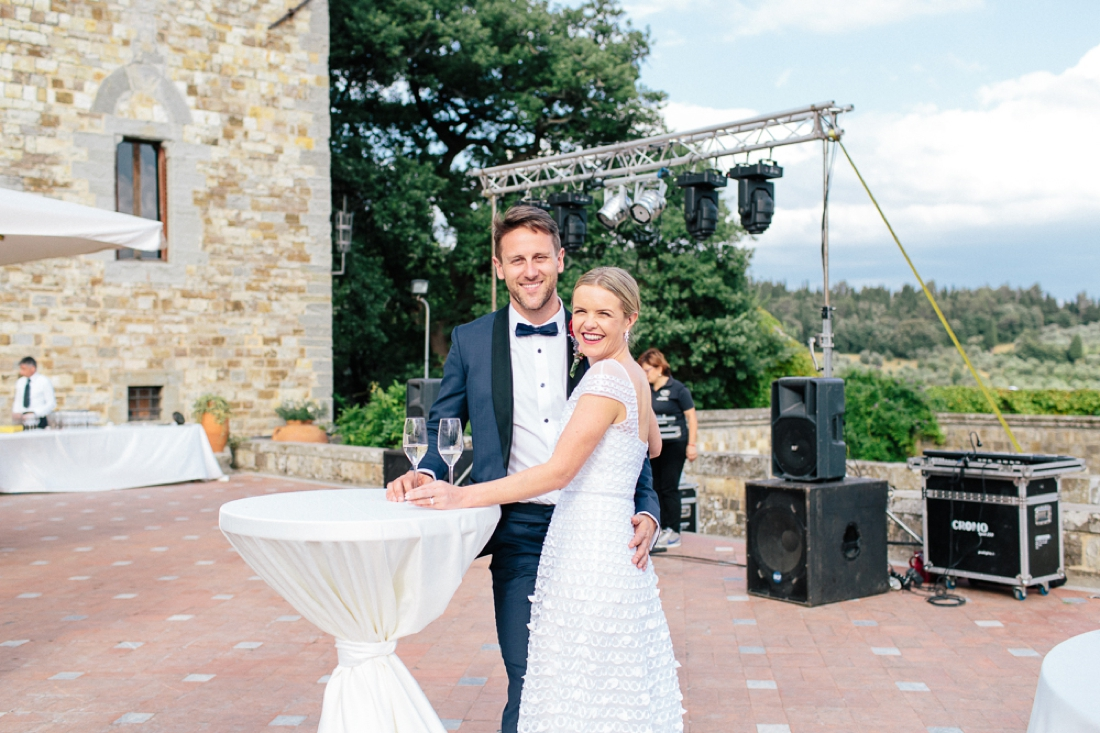 Tuscany Castello di Vincigliata Fiesole Wedding Kate & Mike-440