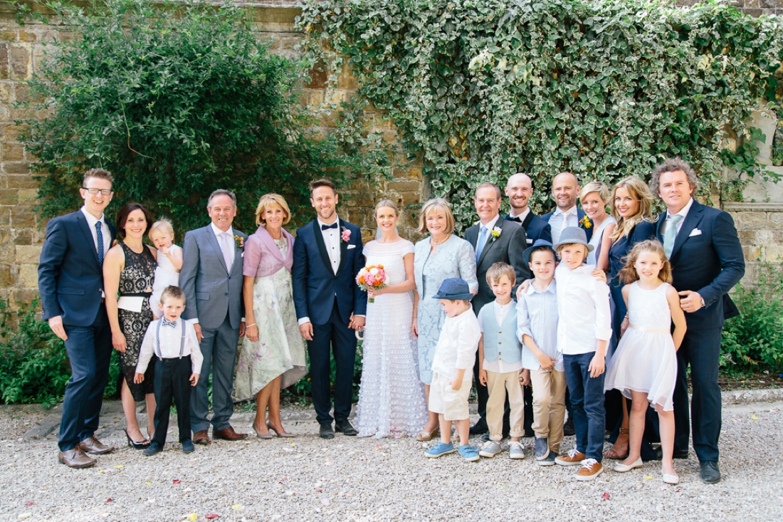 Tuscany Castello di Vincigliata Fiesole Wedding Kate & Mike-447