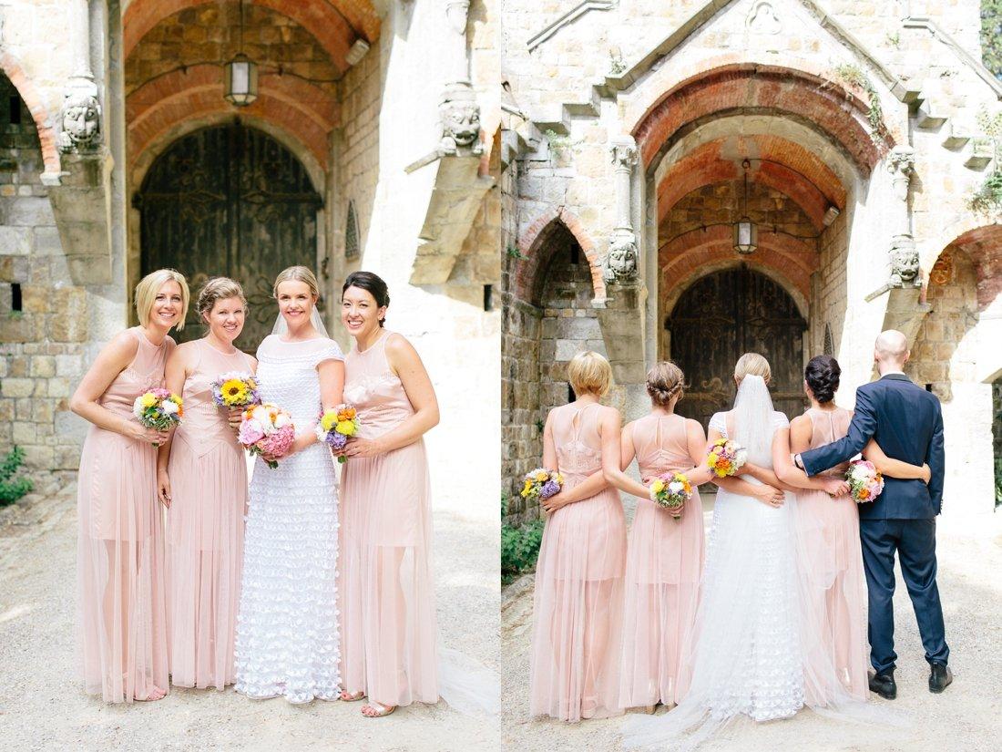 Tuscany Castello di Vincigliata Fiesole Wedding Kate & Mike-469