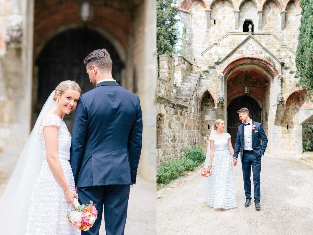 Tuscany Castello di Vincigliata Fiesole Wedding Kate & Mike-491
