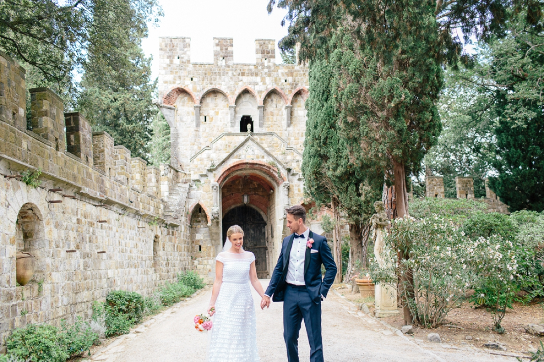 Tuscany Castello di Vincigliata Fiesole Wedding Kate & Mike-501