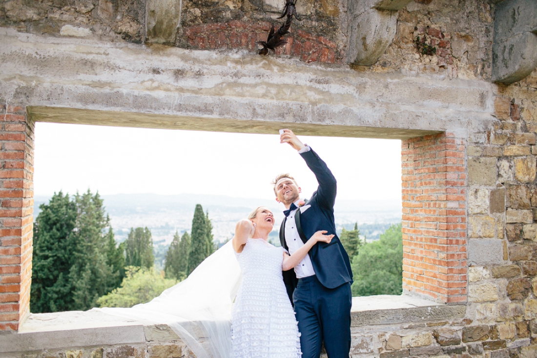 Tuscany Castello di Vincigliata Fiesole Wedding Kate & Mike-541