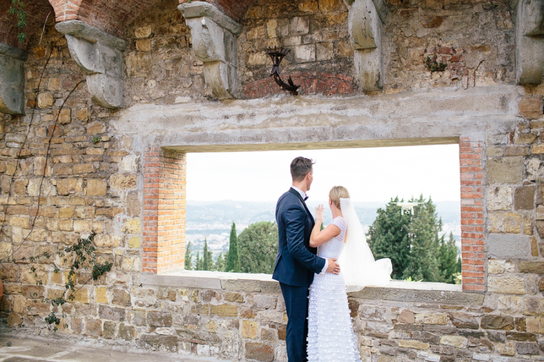 Tuscany Castello di Vincigliata Fiesole Wedding Kate & Mike-543