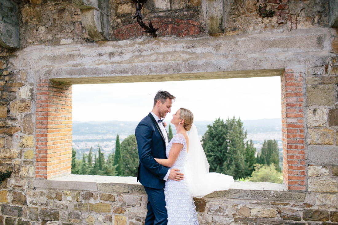 Tuscany Castello di Vincigliata Fiesole Wedding Kate & Mike-545