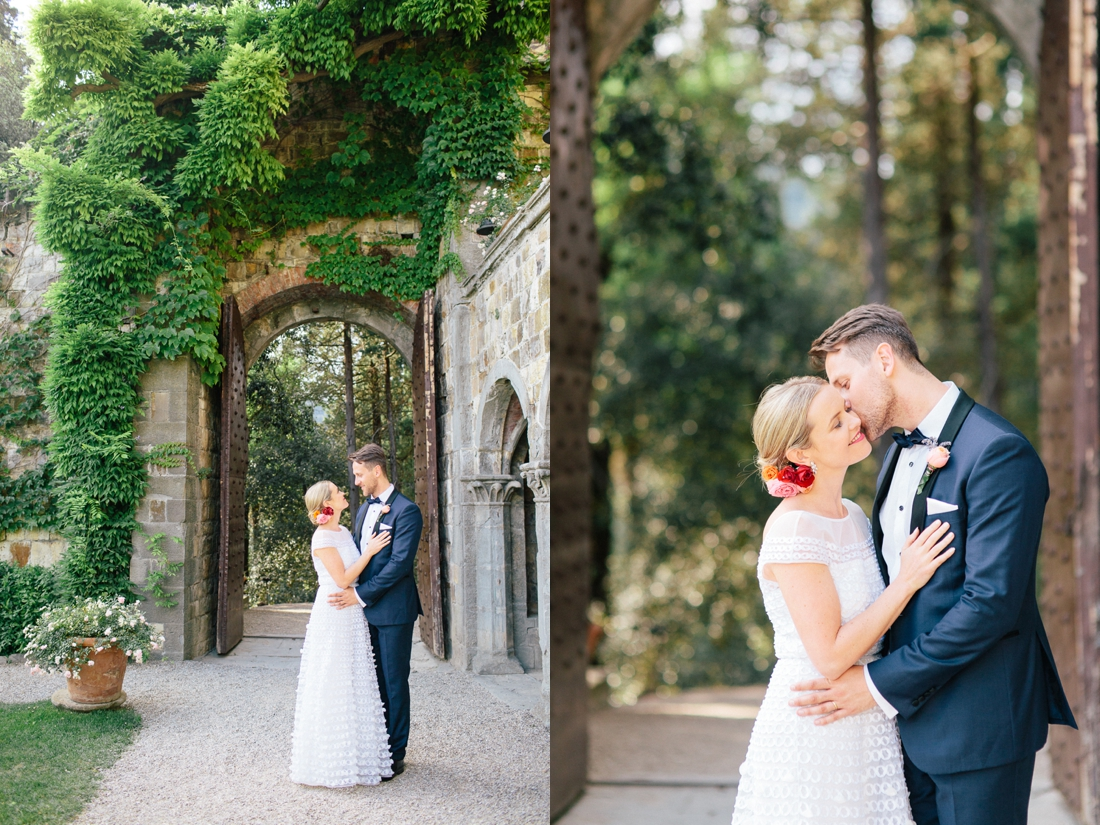 Tuscany Castello di Vincigliata Fiesole Wedding Kate & Mike-558
