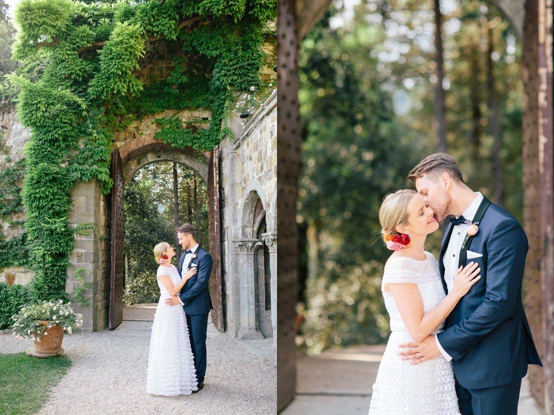 Tuscany Castello di Vincigliata Fiesole Wedding Kate & Mike-558