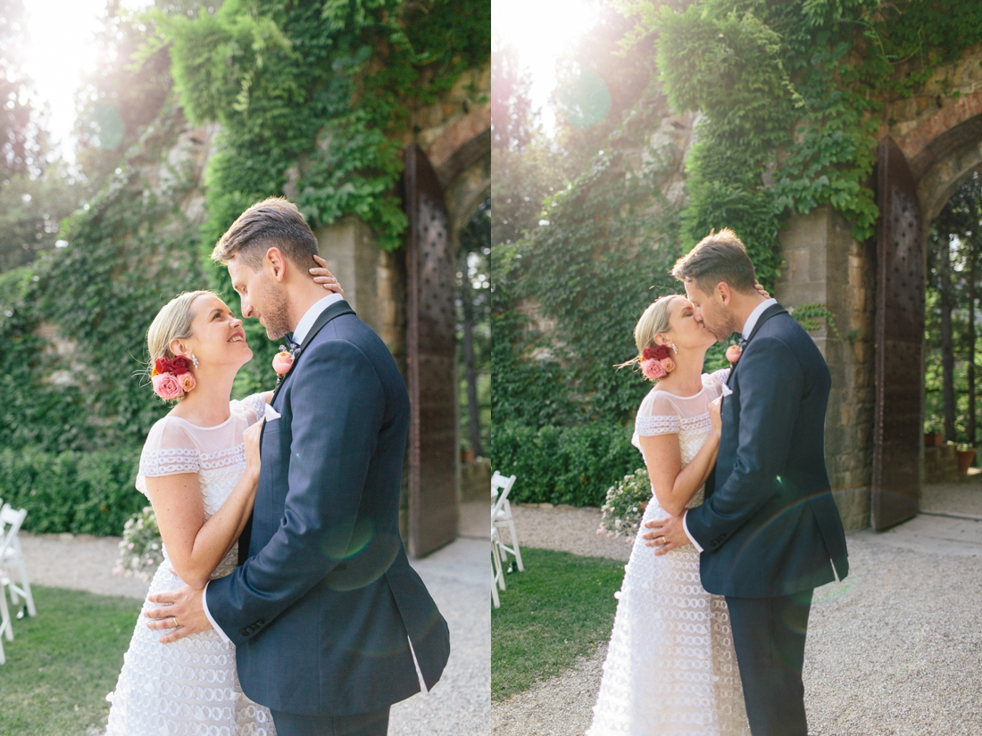 Tuscany Castello di Vincigliata Fiesole Wedding Kate & Mike-564