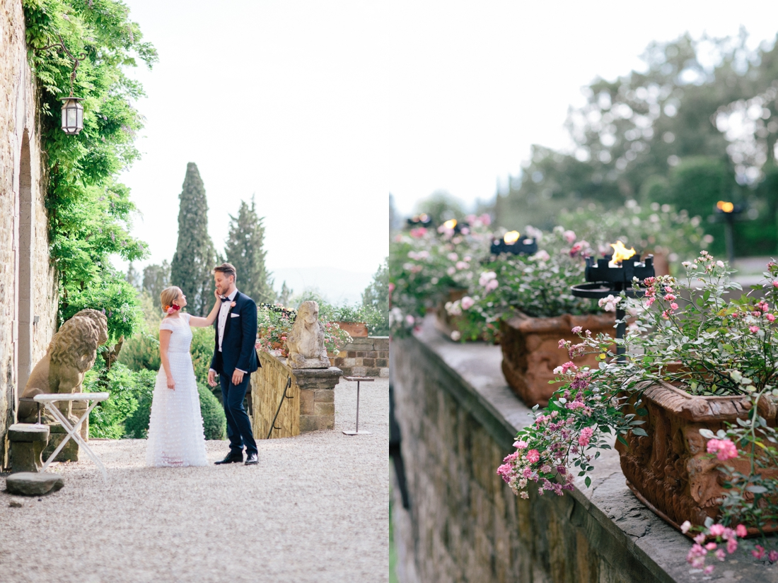Tuscany Castello di Vincigliata Fiesole Wedding Kate & Mike-621