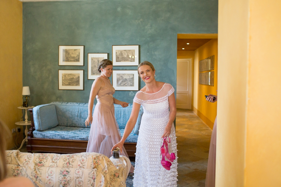 Tuscany Castello di Vincigliata Fiesole Wedding Kate & Mike-65