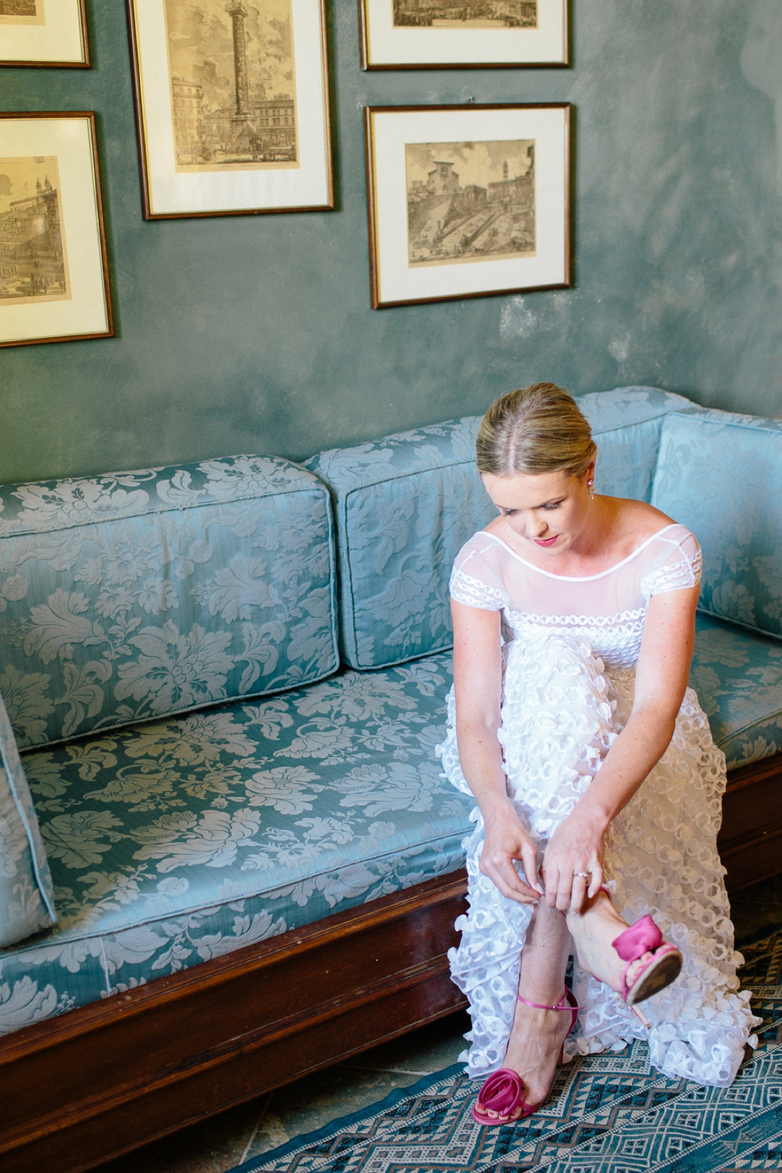 Tuscany Castello di Vincigliata Fiesole Wedding Kate & Mike-68