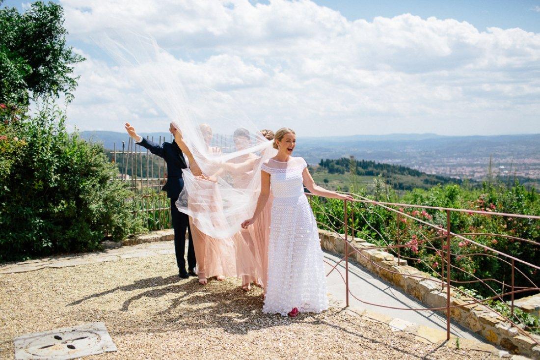 Tuscany Castello di Vincigliata Fiesole Wedding Kate & Mike-77