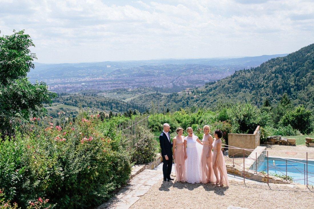 Tuscany Castello di Vincigliata Fiesole Wedding Kate & Mike-82