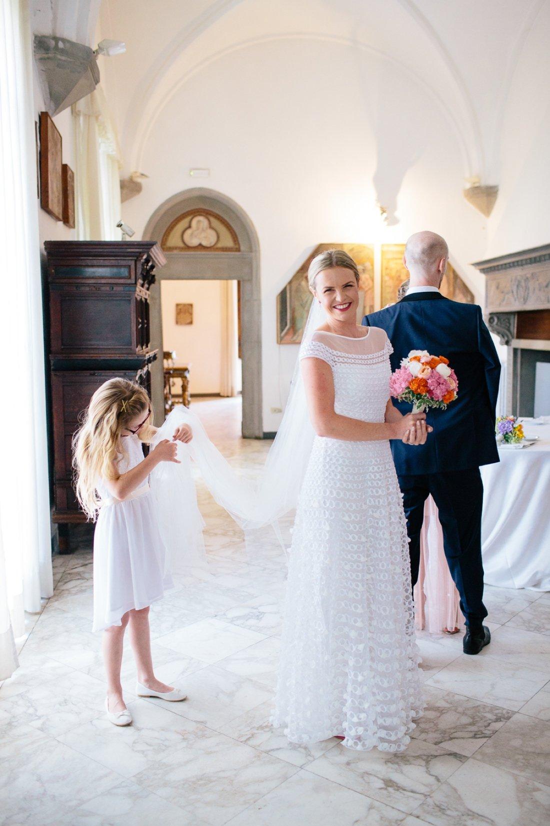Tuscany Castello di Vincigliata Fiesole Wedding Kate & Mike-90