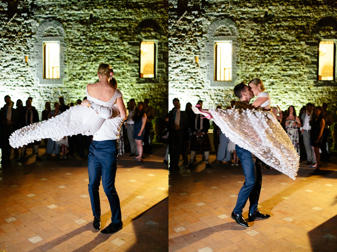 Tuscany Castello di Vincigliata Fiesole Wedding Kate & Mike-953
