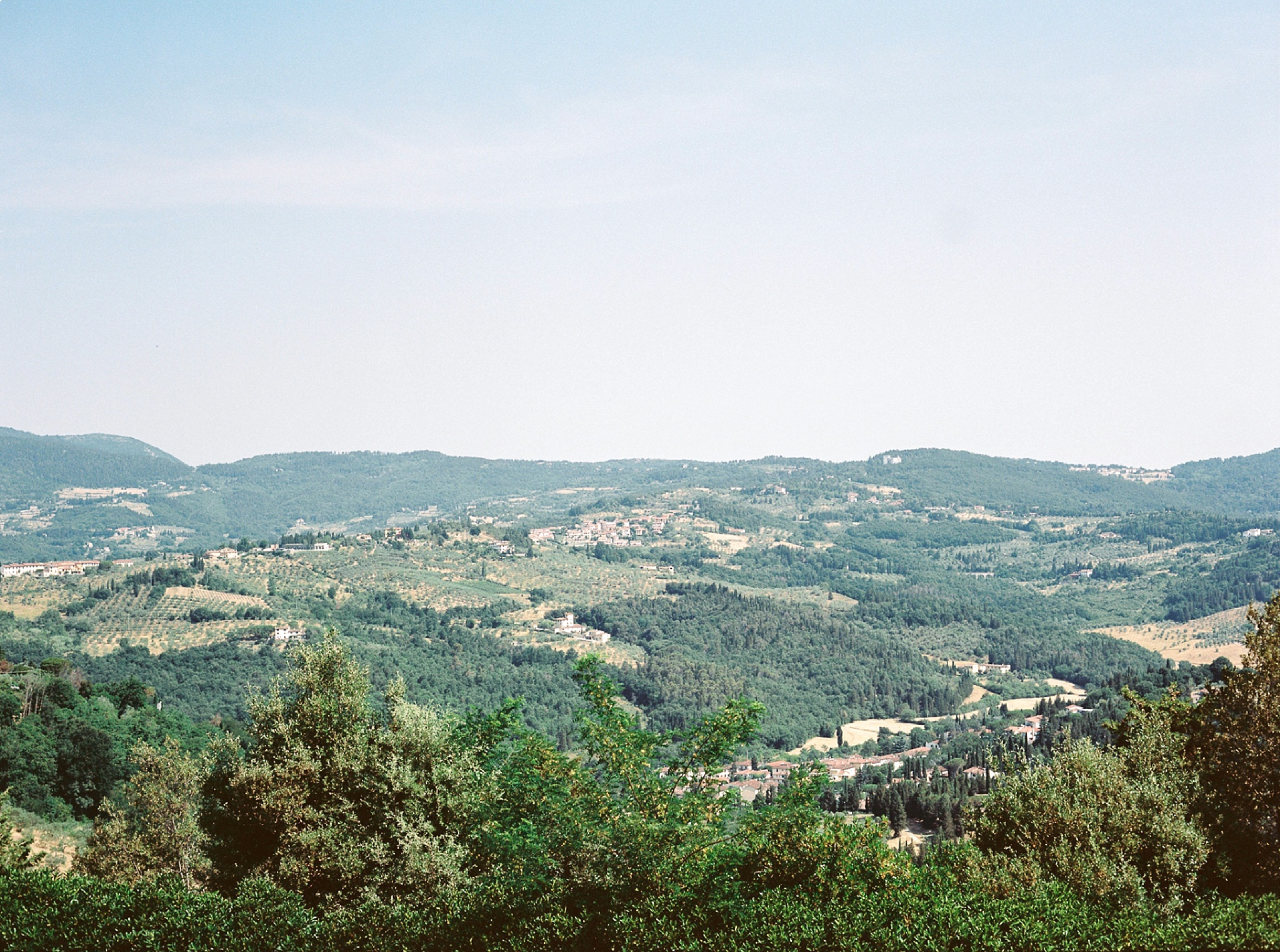 Villa Le Fontanelle Tuscany Wedding | Wedding Sparrow Feature