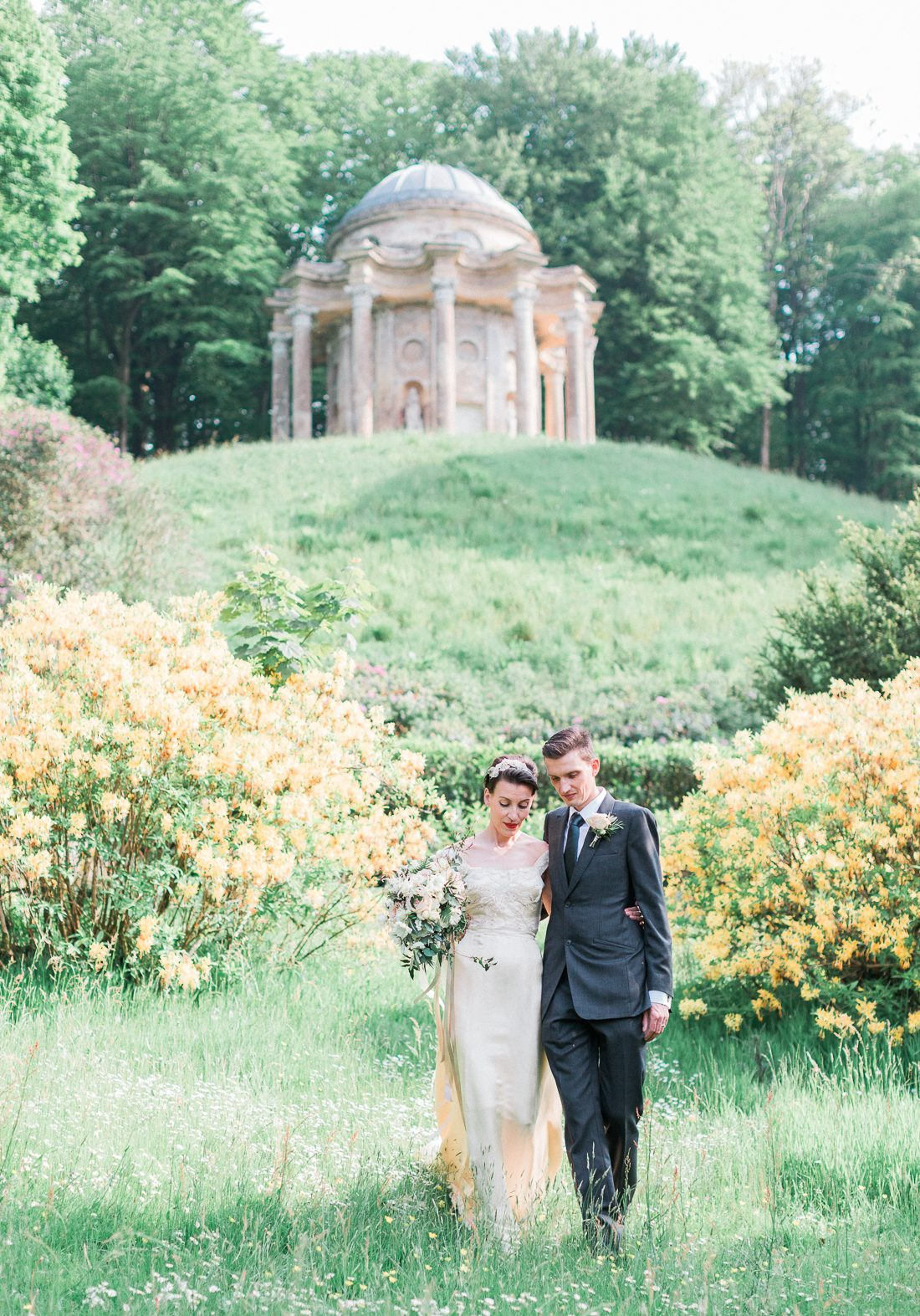 Stourhead UK Wedding Kate & Andy-6